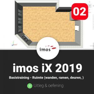 Basistraining imos iX Ruimte