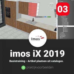 imos iX basistraining plaatsen van artikelen uit de imos bibliotheek