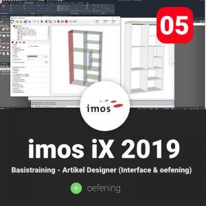 imos iX basistraining Artikel Designer