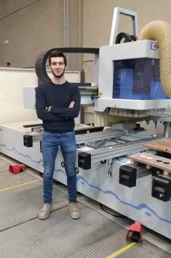 Lou herman bouwt een binnendeuren configurator imos iX